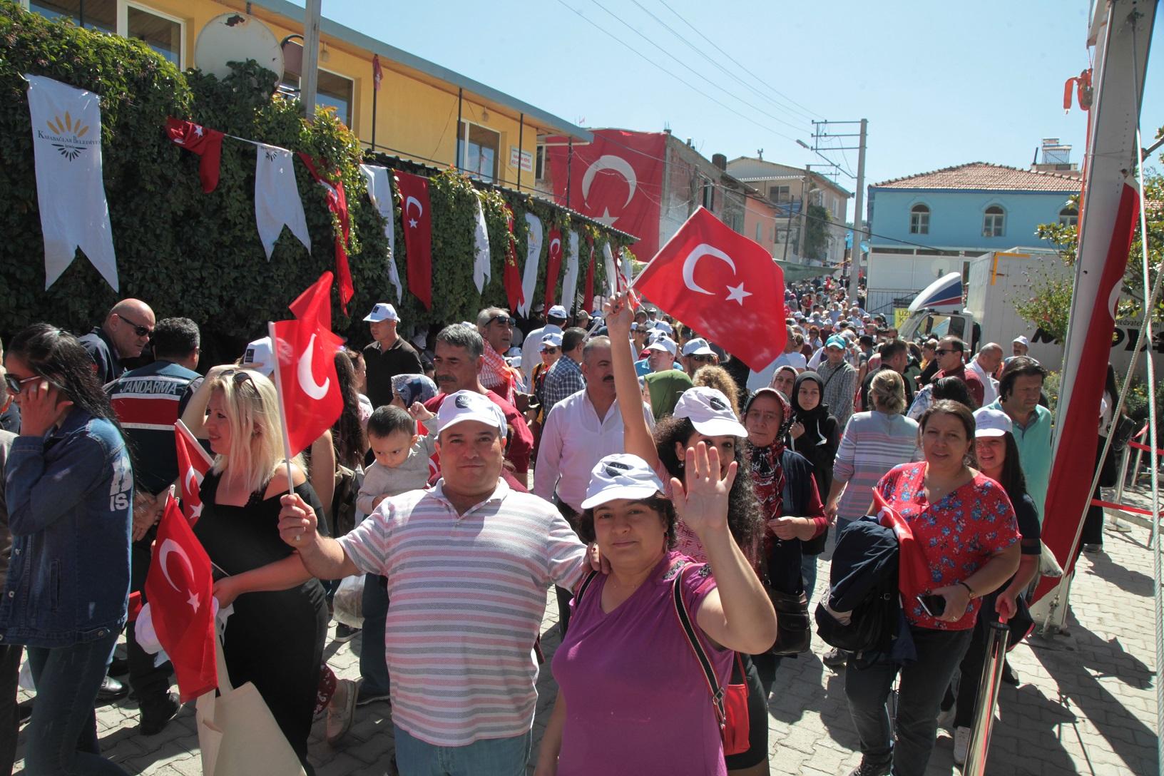 Kavacık Üzüm Festivali gün sayıyor
