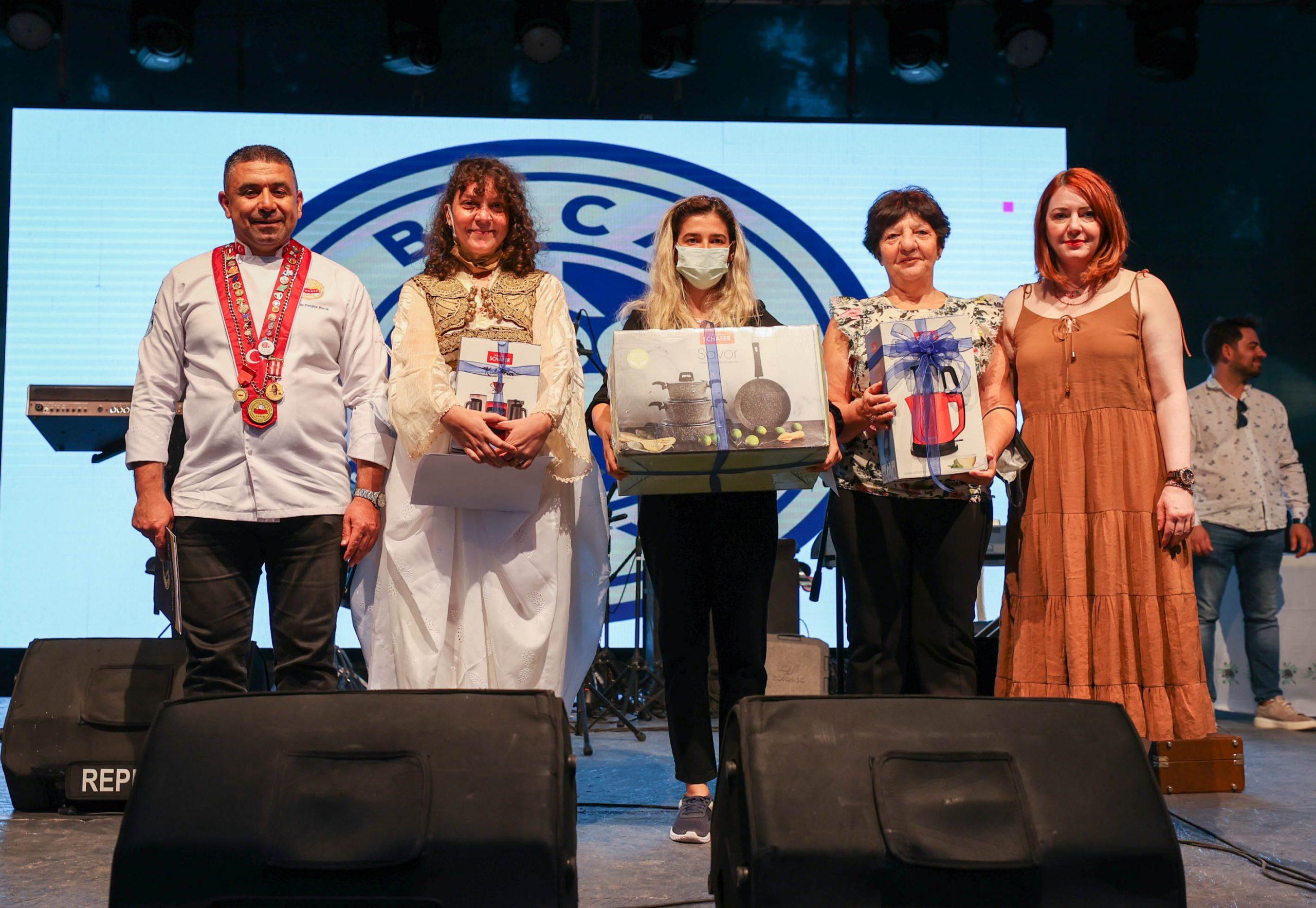 Uluslararası Balkan Festivali'ne muhteşem final