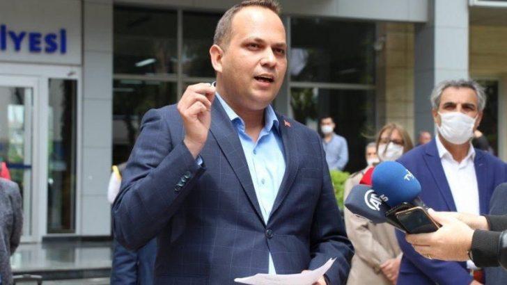 AK Partili Muçay'dan Başkan Arda'ya  Nükleer Atık Çıkışı