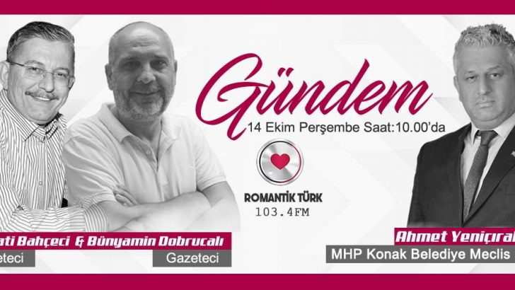 Gazete Ege ve Radyo Romantik Türk'e Yeni Kan