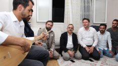 """AK Parti İzmir İl Başkanı Kerem Ali Sürekli;  """"Her gittiğimiz yerde gençlerle gençleşiyoruz."""""""